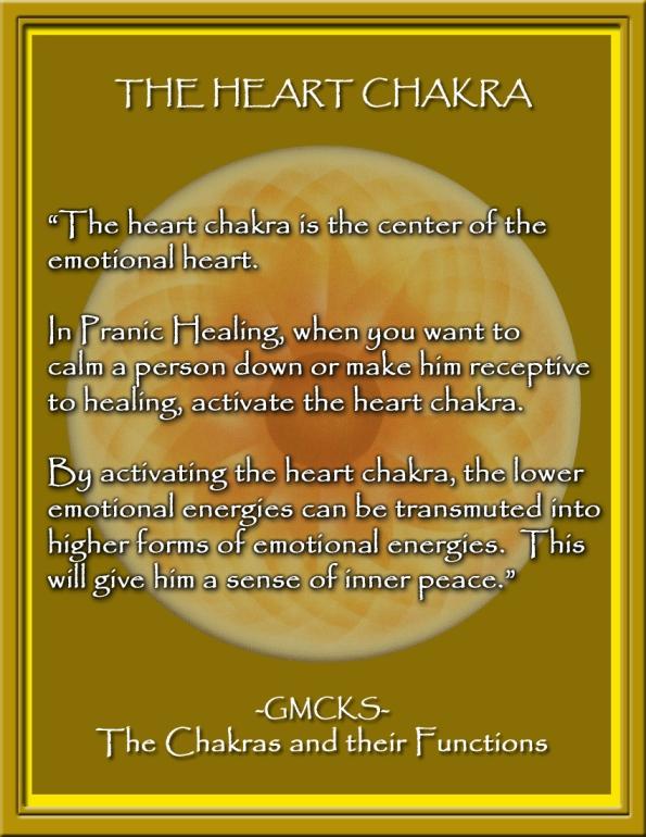 the heart chakra1