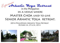 ARhatic Yoga Retreat
